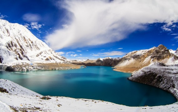 Climate Change and its effect on Himalayan glaciers