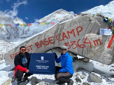 A complete Guide for Everest Base Camp Trek